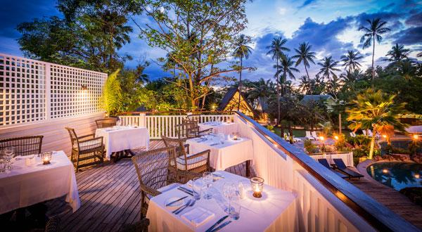 review malolo island resort fiji treetops restaurant