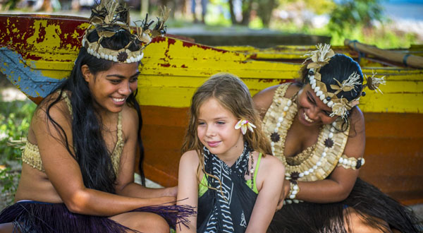 four cultures discovery cruises