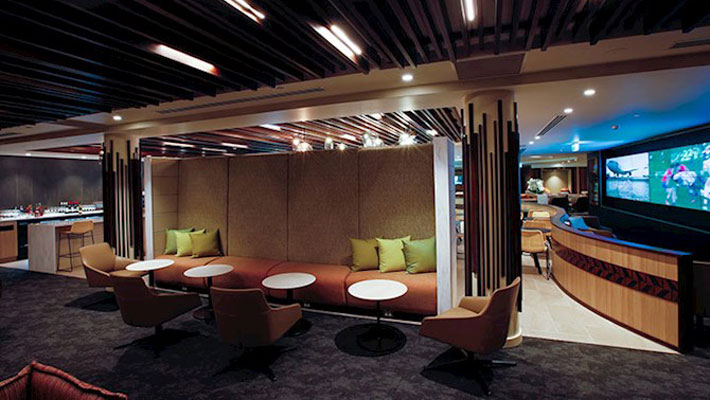 Fiji Airways Premier Lounge Nadi  A slice of airport luxury