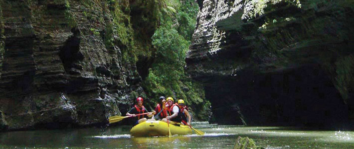 fiji white water rafting pacific harbour