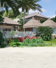 Nanuku Auberge Resort – Beachfront Villa