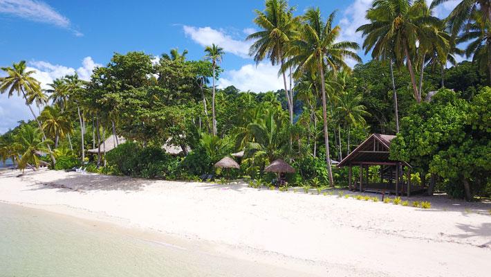 qamea resort fiji luxury holiday package