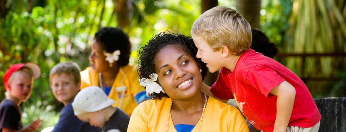 fiji family holiday resort