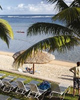 Outrigger Fiji Beach Resort – Beach