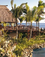 Outrigger Fiji Beach Resort – Waterfront Restaurant