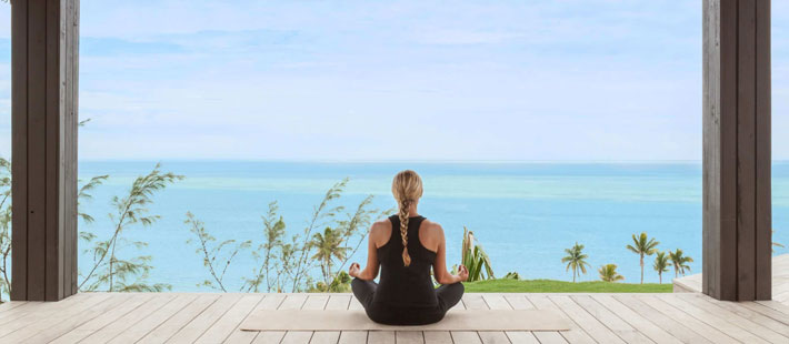 six senses fiji yoga