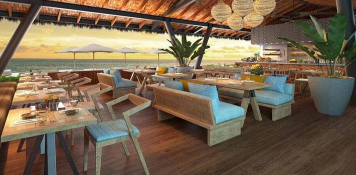 six senses fiji restaurant dining