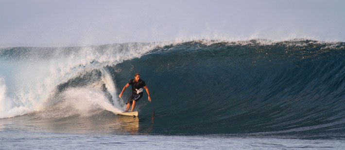 six senses fiji surfing