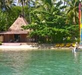 Toberua Private Island Resort – Beachfront Bures