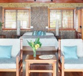 Toberua Private Island Resort – Deluxe Bure
