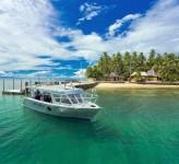 Toberua Private Island Resort – Wharf