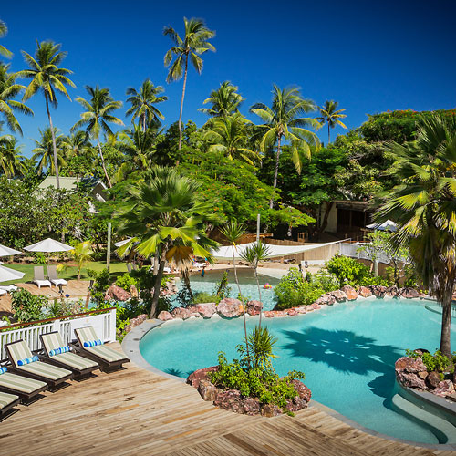 fiji resorts adults only pools malolo