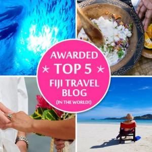 fiji travel blog