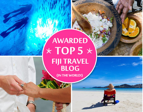 fiji travel blog