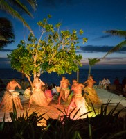 Castaway Island Resort – Cultural Performance