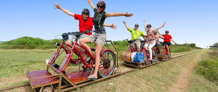 things to do in fiji eco trax bike tours
