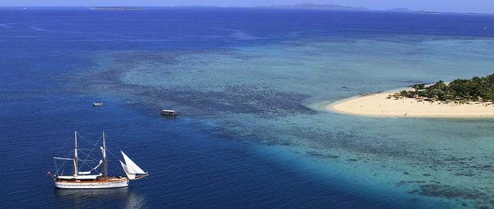 things to do in fiji sailing