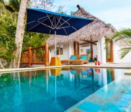 Tropica Island Resort – Honeymoon Pool Bure