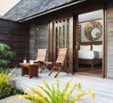 Yatule Resort Fiji – Bure Exterior