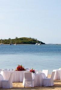 Plantation Island Resort – Beach Wedding