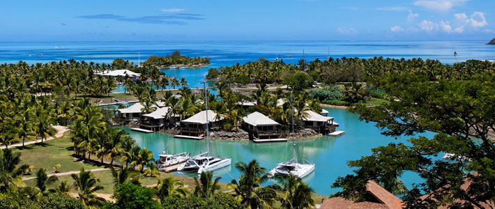 fiji resort review musket cove