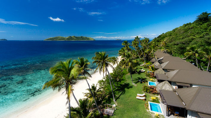 fiji travel review matamanoa island resort