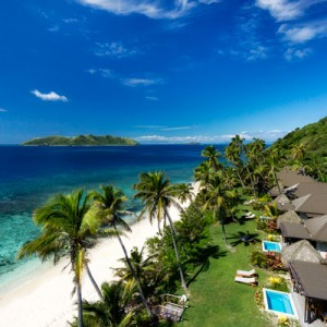 fiji travel review vomo island
