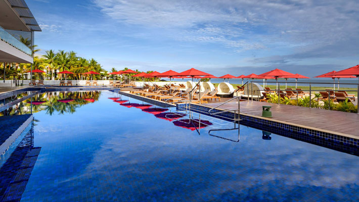 hilton fiji beach resort koro adults only