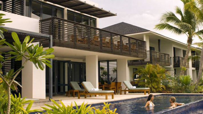 hilton fiji beach resort pool villas