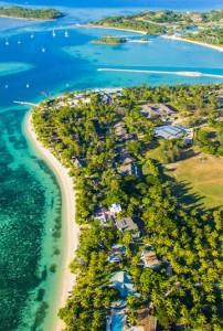 Plantation Island Resort – Aerial
