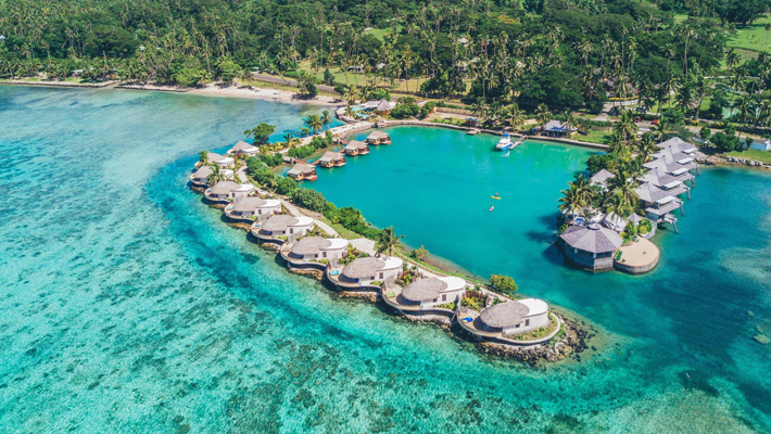 over water accommodation fiji 2019