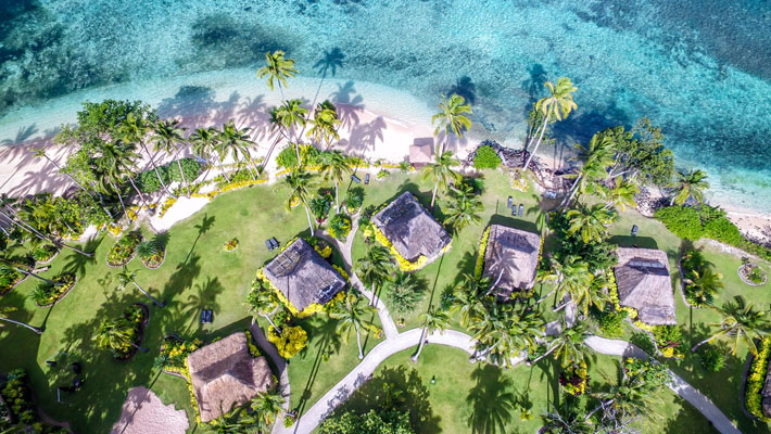 qamea fiji resort review