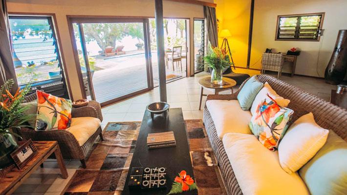 qamea resort fiji beach house