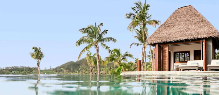 six senses fiji beachfront accommodation