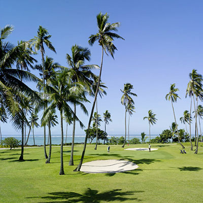 five golf holiday package