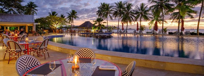 musket cove resort fiji restaurant
