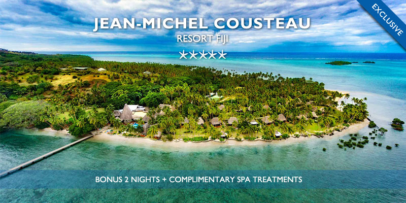 jean michel cousteau resort fiji holidays