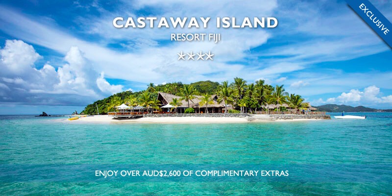 castaway island resort family package deal 2019