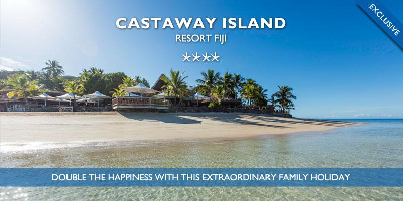 castway island resort fiji holidays