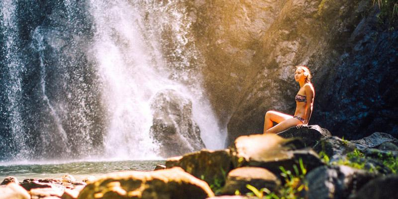 savusavu fiji waterfalls