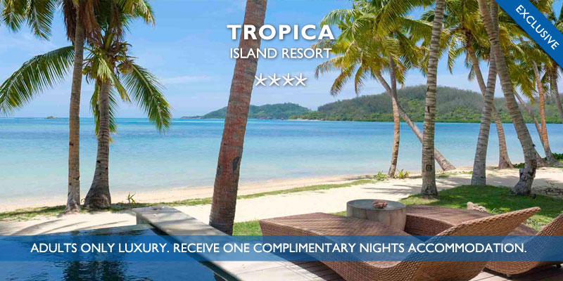 tropica island resort adults only fiji