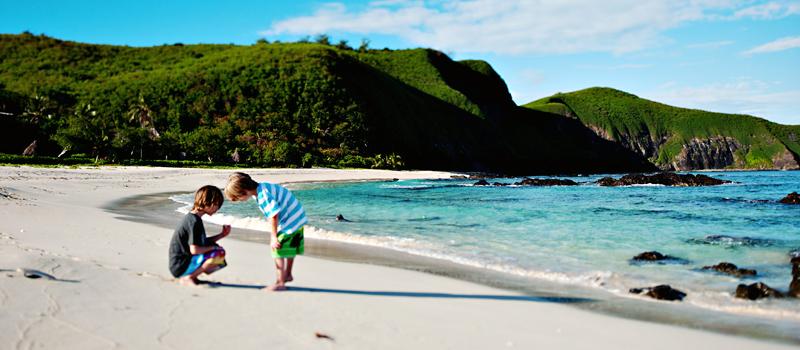 yasawa fiji resorts family holidays