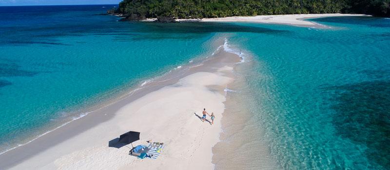yasawa island resort fiji beach picnic
