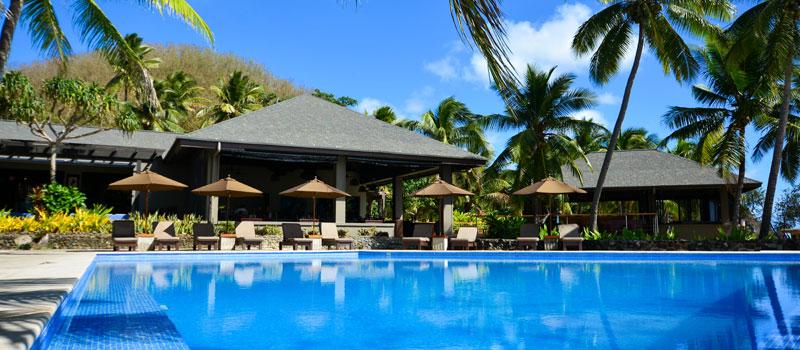 yasawa island resort fiji pool