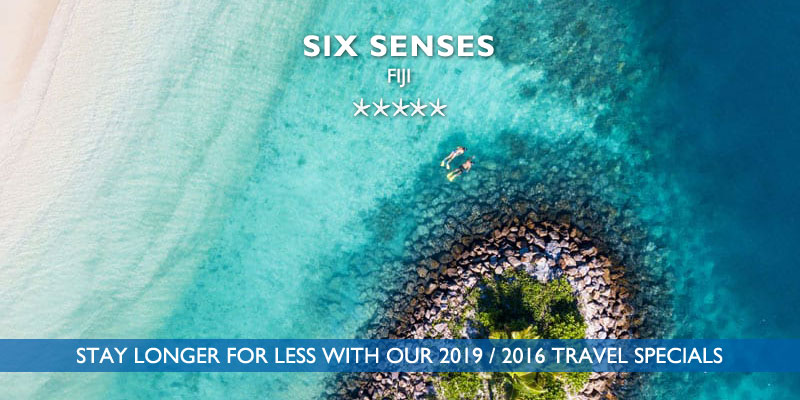 six senses fiji packages