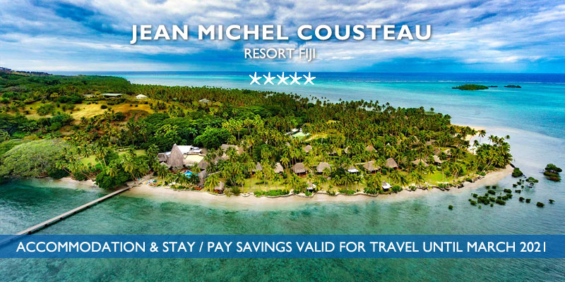 jean michel cousteau resort fiji deals 2020