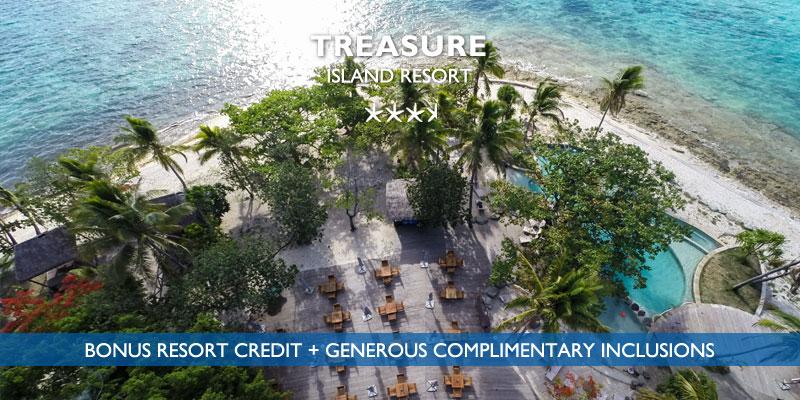 treasure island resort fiji deals