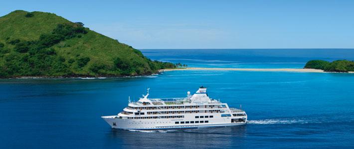 fiji island holiday with cruise