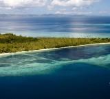 Lomani Island Resort – Aerial