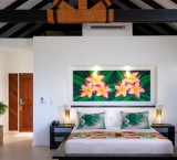 Lomani Island Resort – Beachfront Bure Interior